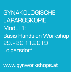 Basis Workshop: Gynäkologische Laparoskopie – Basis Hands on Workshop