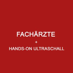 FACHÄRZTE und HANDS-ON ULTRASCHALL ÜBUNGEN/ultraschall update6. 2020, 25.-26.09.2020, Seggau